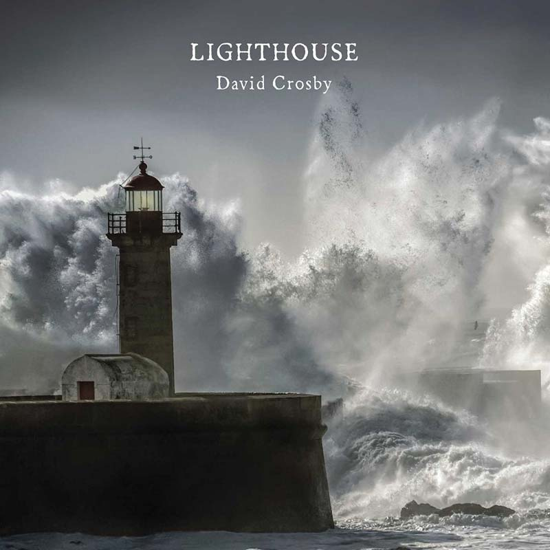 David Crosby - Lighthouse - cover art