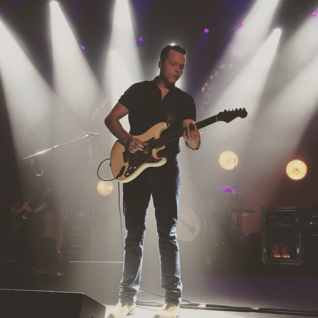 Jason Isbell & the 400 Unit/Live from Columbia, SC, October 16, 2016