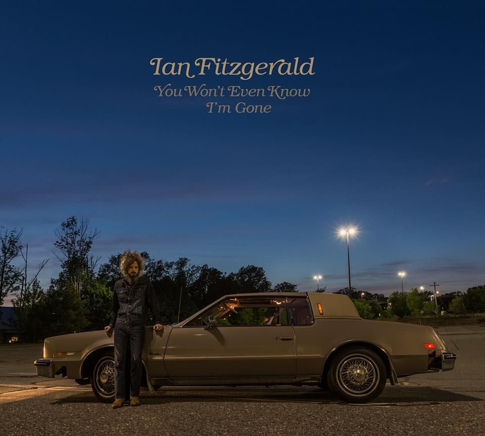 Ian Fitzgerald - cover art