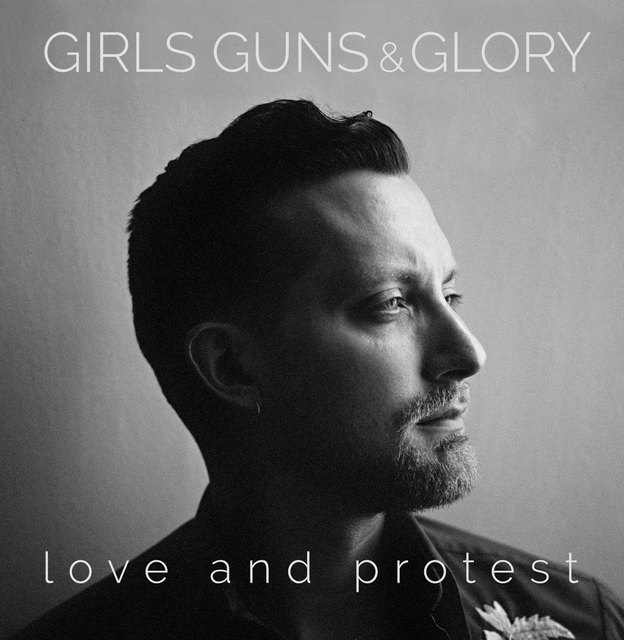 Girls Guns and Glory - cover art
