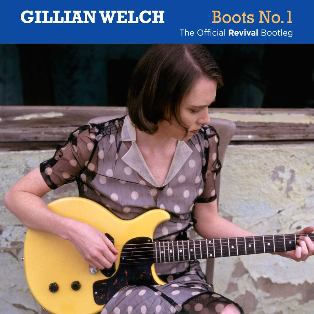 Gillian Welch, Boots - Cover art