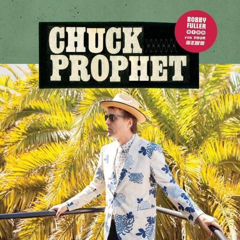 Chuck Prophet - cover art