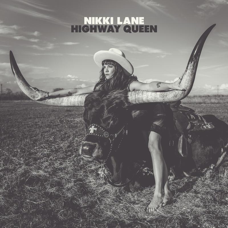 Nikki Lane - Highway Queen - cover art