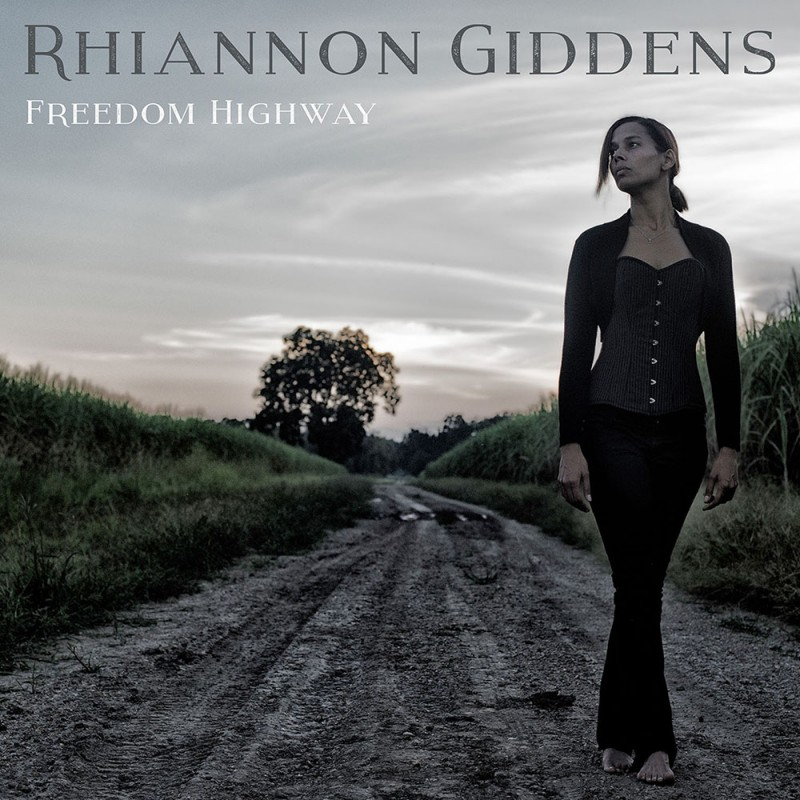 Rhiannon Giddens, Freedom Highway - cover art