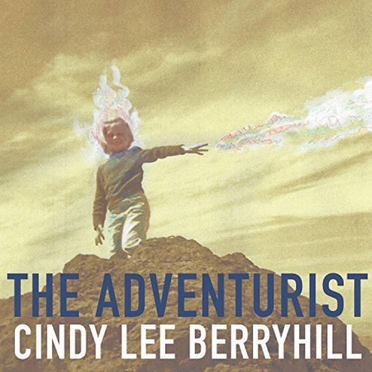 The Adventurist, Cindy Lee Berryhill - cover art