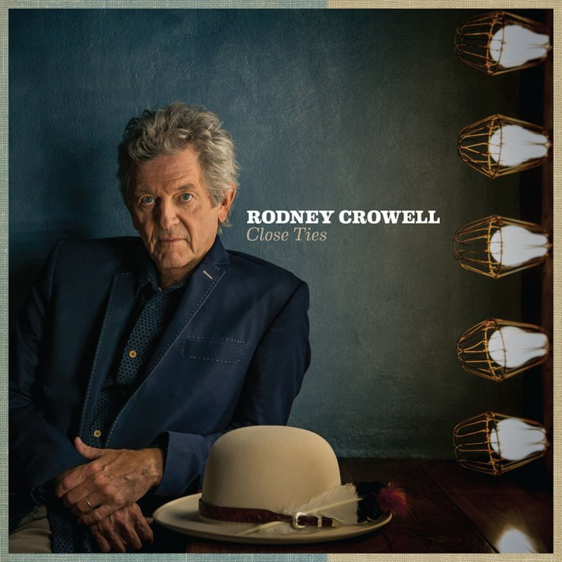 Rodney Crowell - cover art