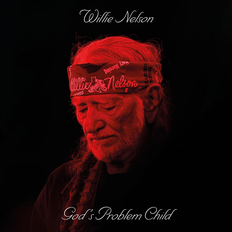 Willie Nelson, God's Problem Child - cover art