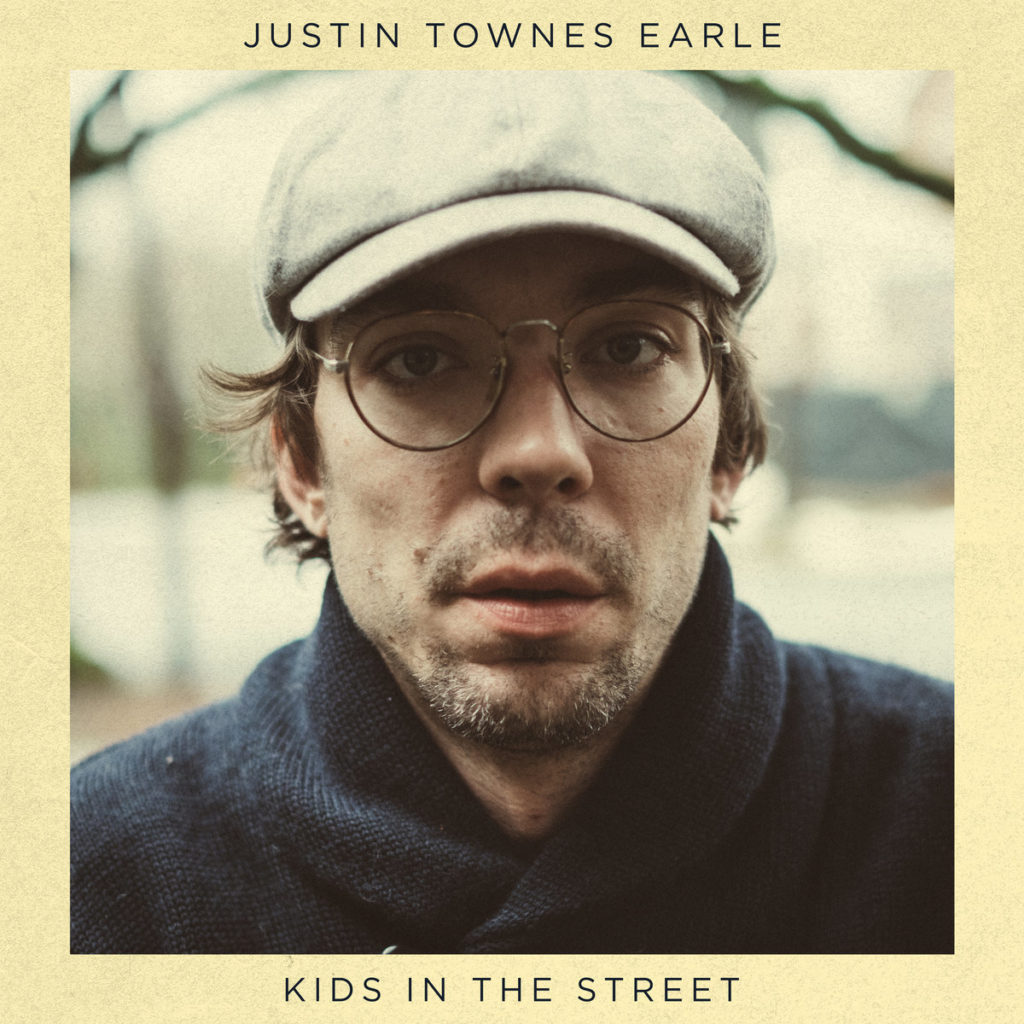 Justin Townes Earle, Kids in the Street - cover art