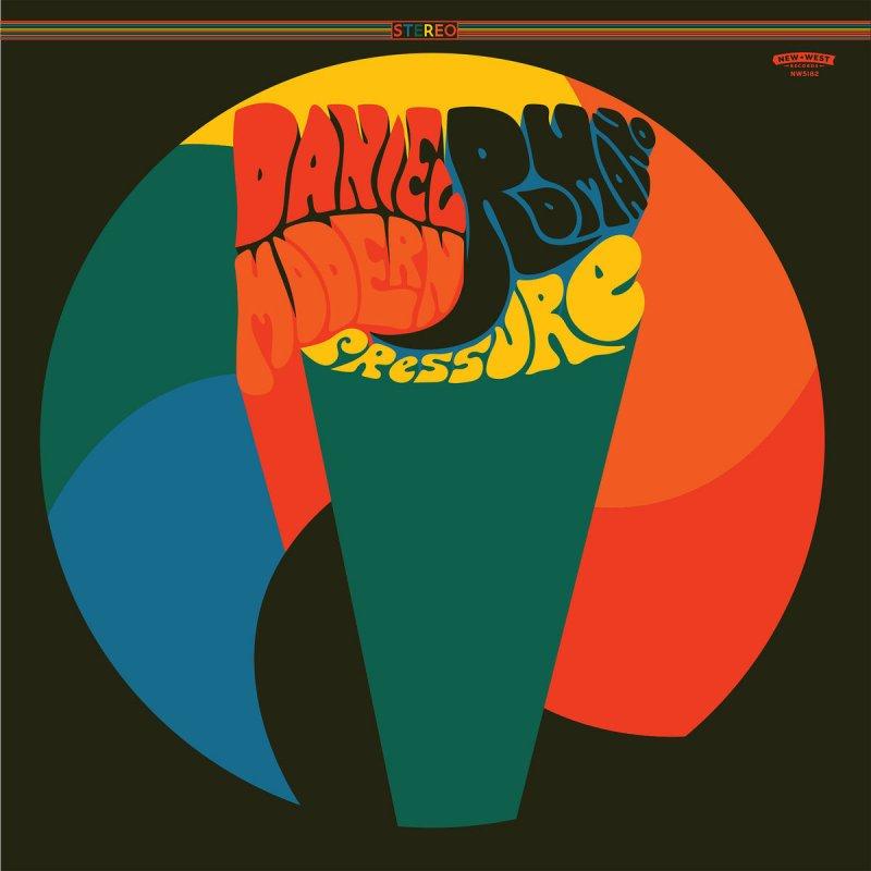 Daniel Romano, Modern Pressure - cover art