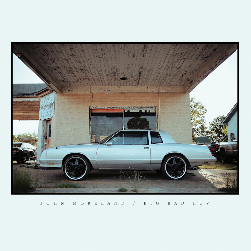 John Moreland, Big Bad Luv - cover art