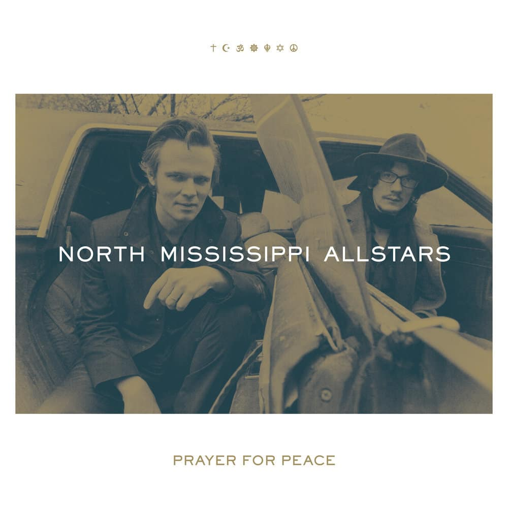 North MIssissippi Allstars, Prayer for Peace - cover art