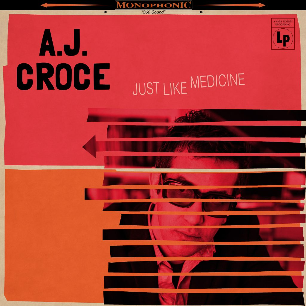 Readers' Pick: Just Like Medicine by A.J. Croce