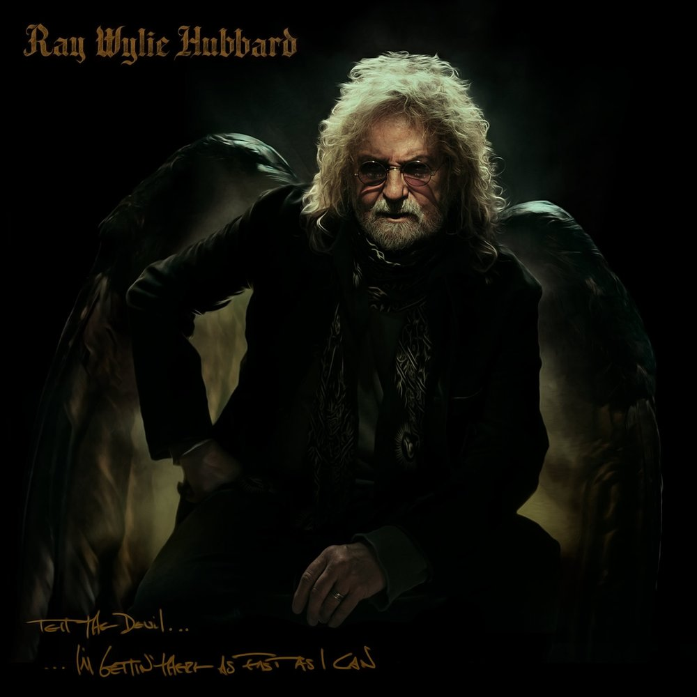 Ray Wylie Hubbard - cover art