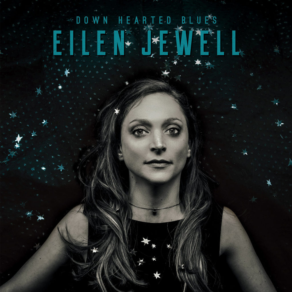 Eilen Jewell, Downhearted Blues - cover art