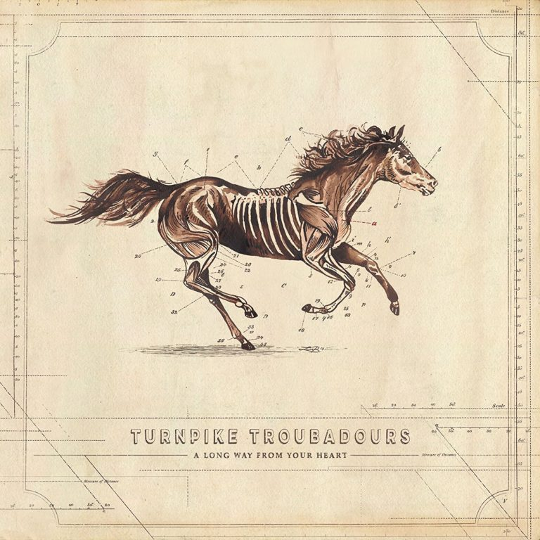 Readers' Pick: A Long Way From Your Heart by Turnpike Troubadours