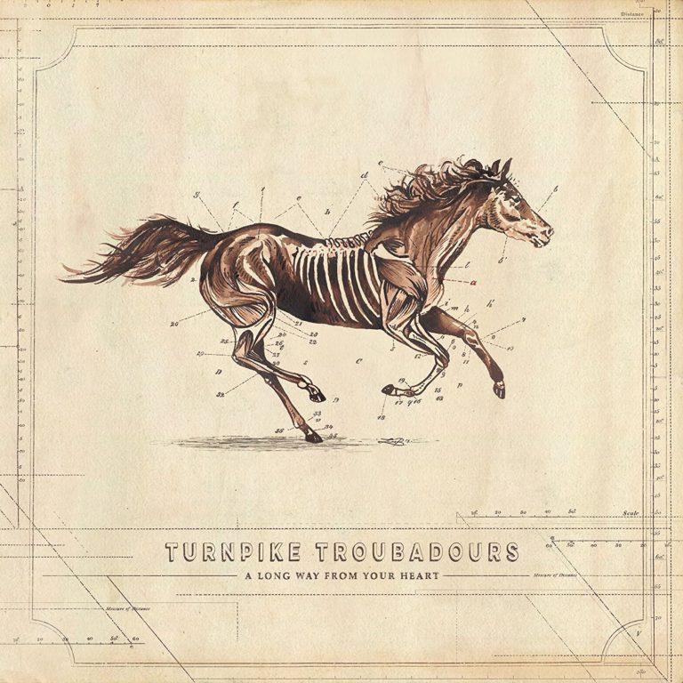 Turnpike Troubadours - cover art