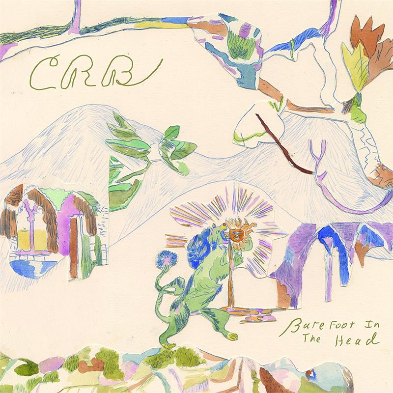 Chris Robinson Brotherhood, Barefoot In The Head - cover art