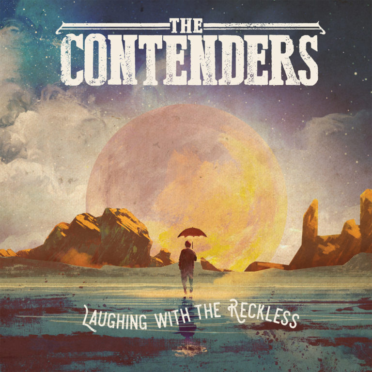 The Contenders, Laughing With The Reckless - cover art