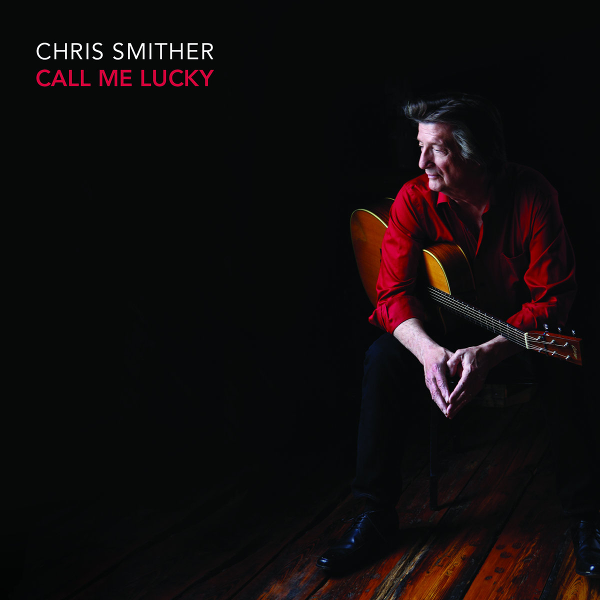 Chris Smither - Call Me Lucky - cover art