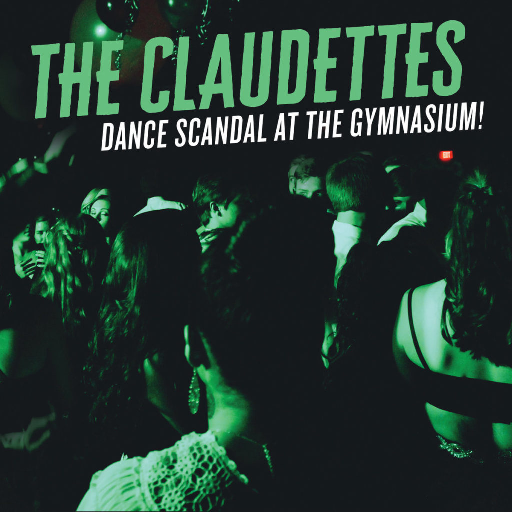 Readers' Pick: The Claudettes – Dance Scandal at the Gymnasium!
