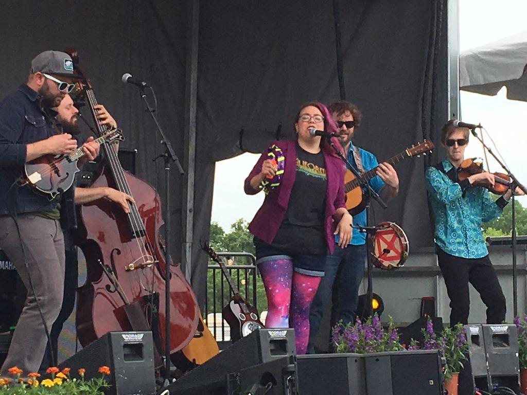 2018 Old Settler's Music Festival