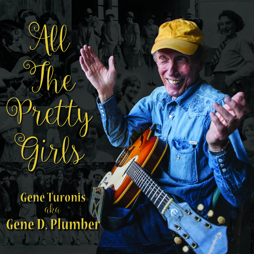 Gene D. Plumber - All The Pretty Girls - cover art