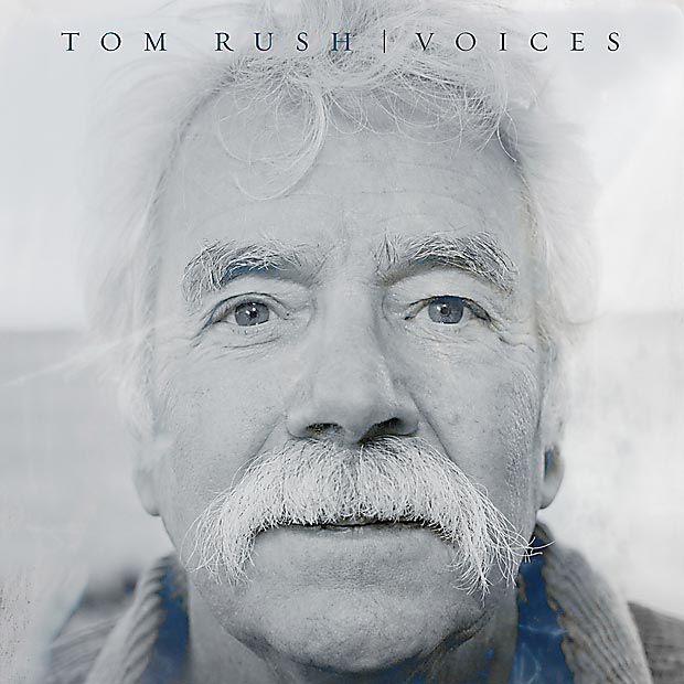 Tom Rush - Voices (cover art)
