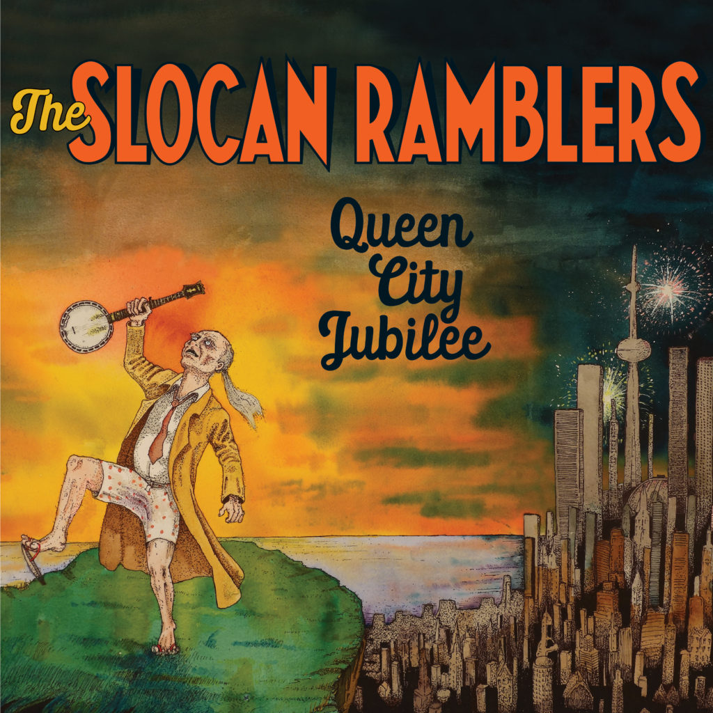 "Slocan Ramblers – ""Mississippi Heavy Water Blues"" Song Premiere"