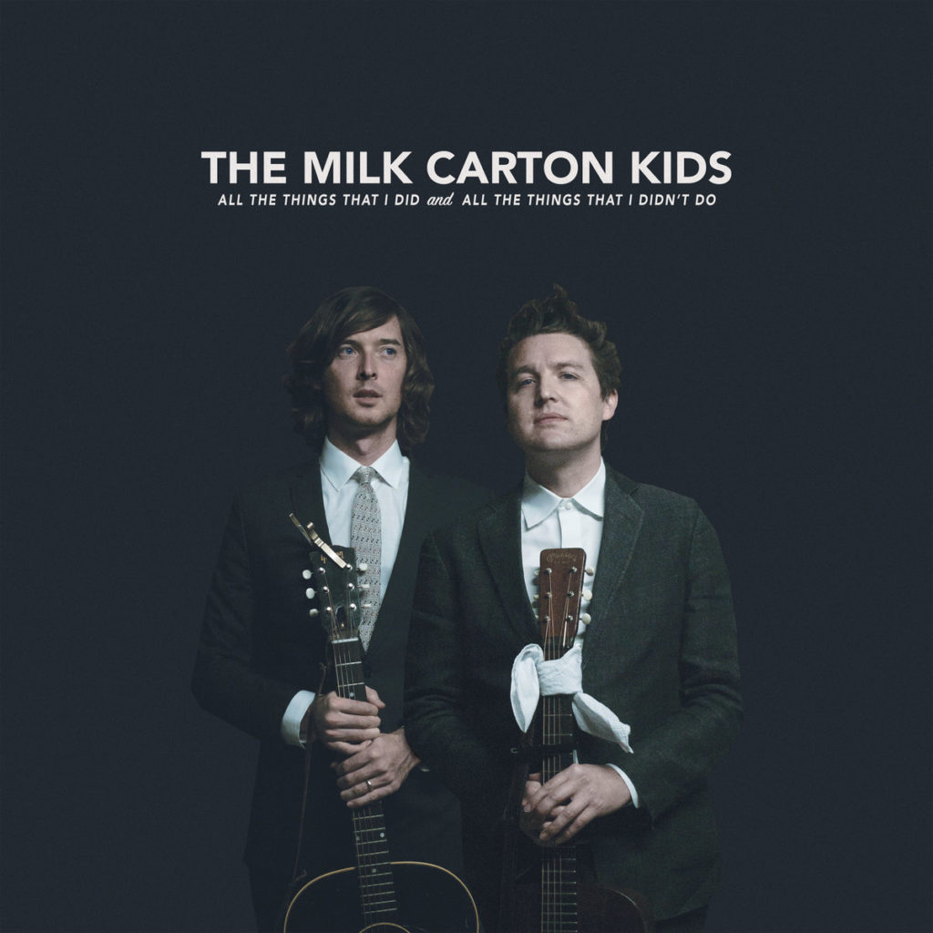 The Milk Carton Kids - cover art
