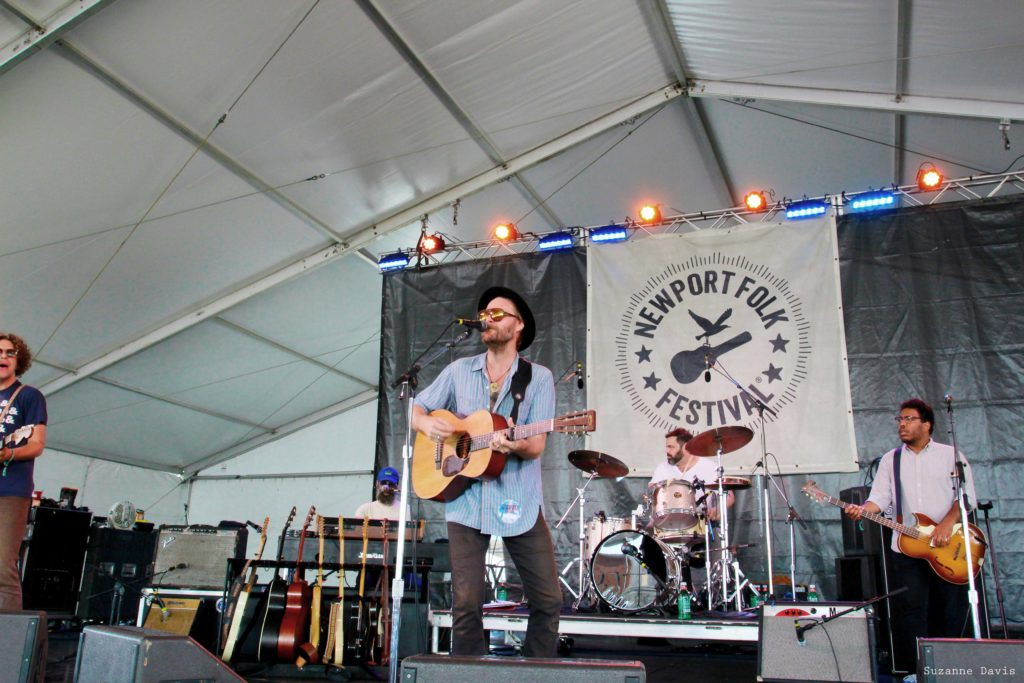 Newport Folk Fest 2018 Feature – Artist You Should Know: Hiss Golden Messenger