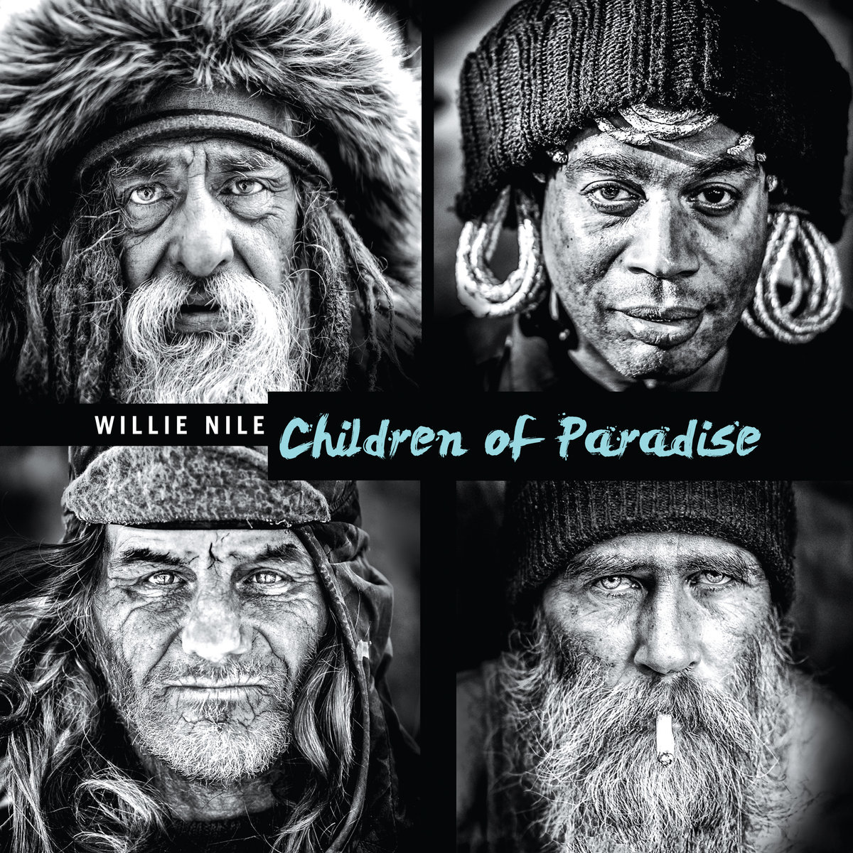 Willie Nile, Children of Paradise - cover art