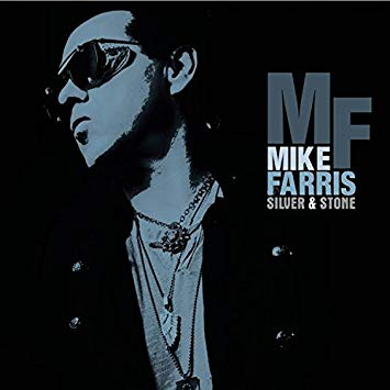 Mike Farris - Silver and Stone (cover art)