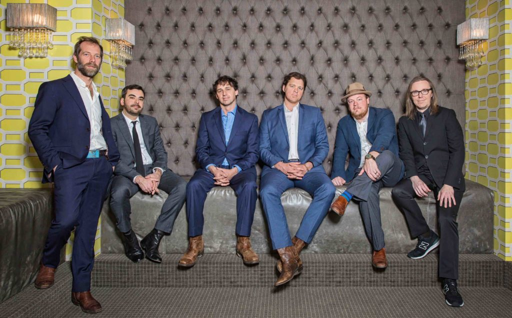 Steep Canyon Rangers' Graham Sharp on a Memorable First Gig and the Paradox of Making Money