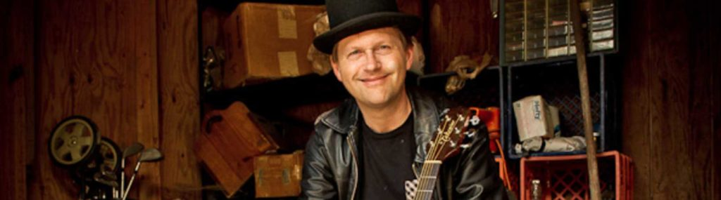 Tommy Womack on Playing a Go-Go's Cover at a Frat House and How to Create an Orgy of Noise