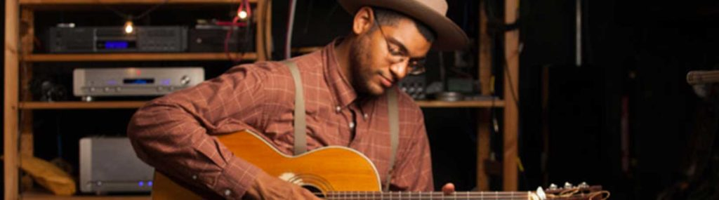 Dom Flemons On the Path From His First Gig to Winning a Grammy