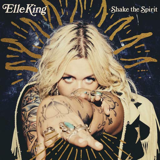 Elle King - Shake The Spirit (cover art)