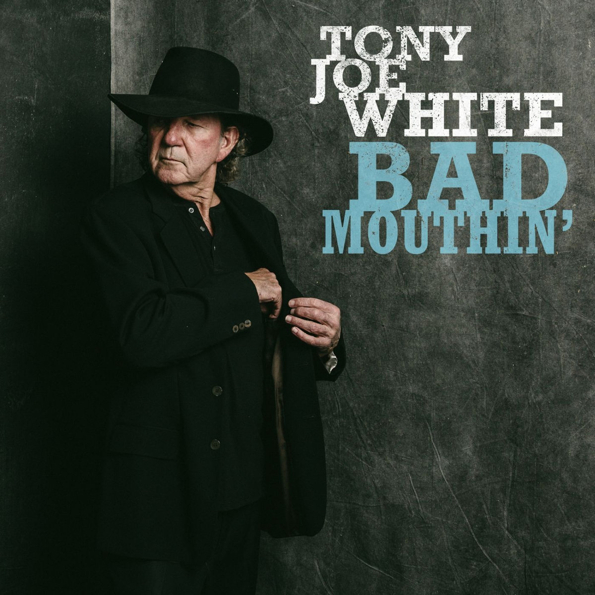 Tony Joe White - Bad Mouthin (cover art)