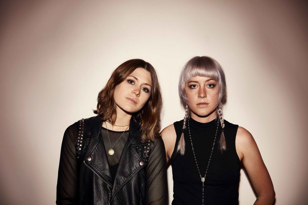 Larkin Poe Talk About Playing Guitar with a Heavy Hand and Why Change Is Nothing To Fear