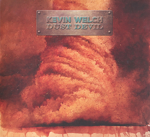 Kevin Welch – Dust Devil (cover art)