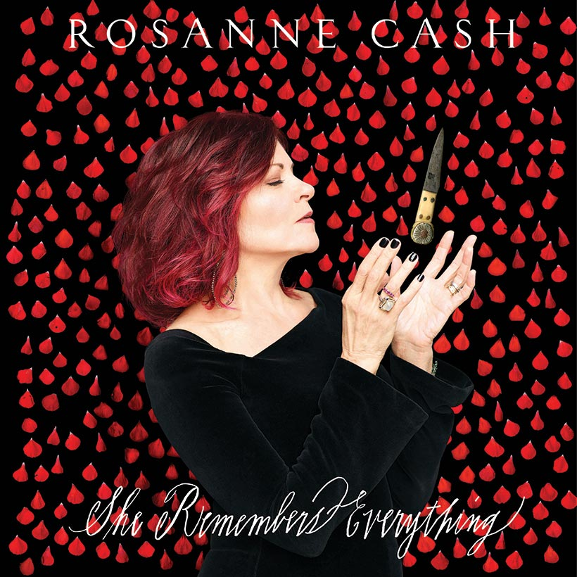 Rosanne Cash - She Remembers Everything (cover art)
