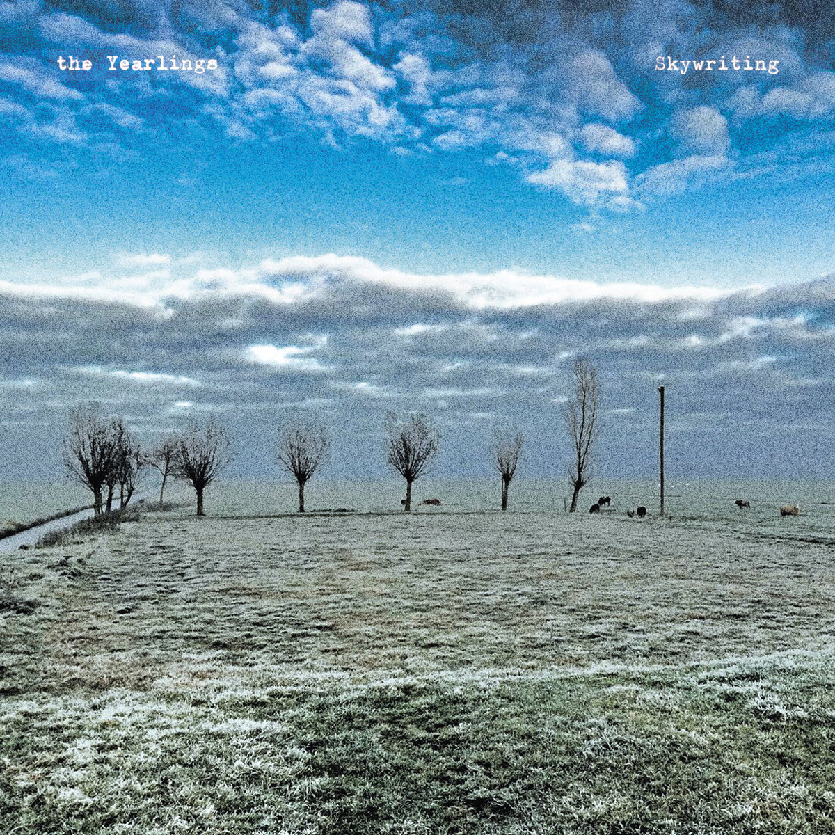 The Yearlings - Skywriting (cover art)