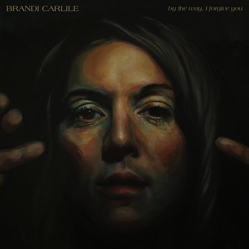 Brandi Carlile - By The Way, I Forgive You (cover art)