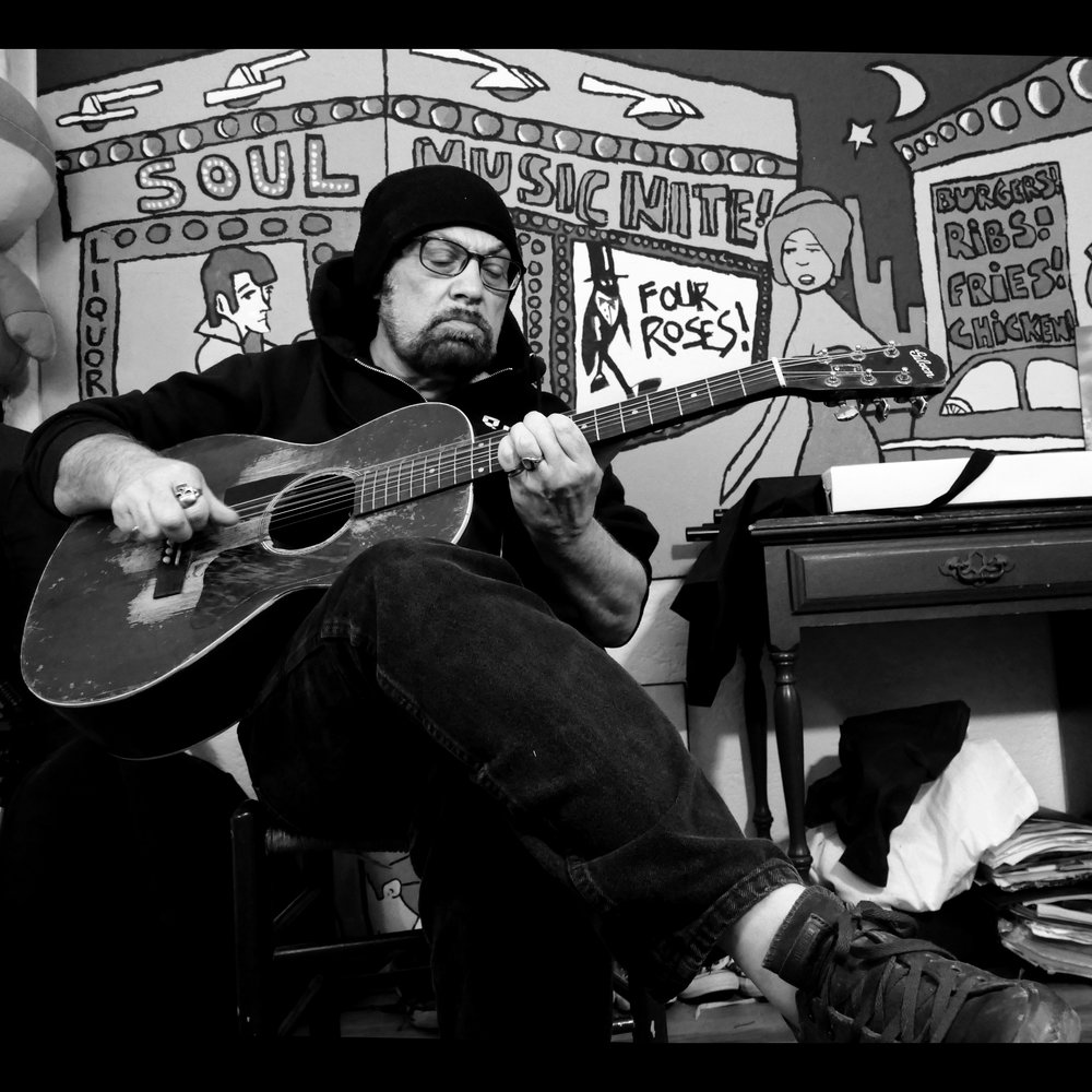 Hamell on Trial Talks About His Litany of Rehearsal Spaces and Overcoming Stage Fright