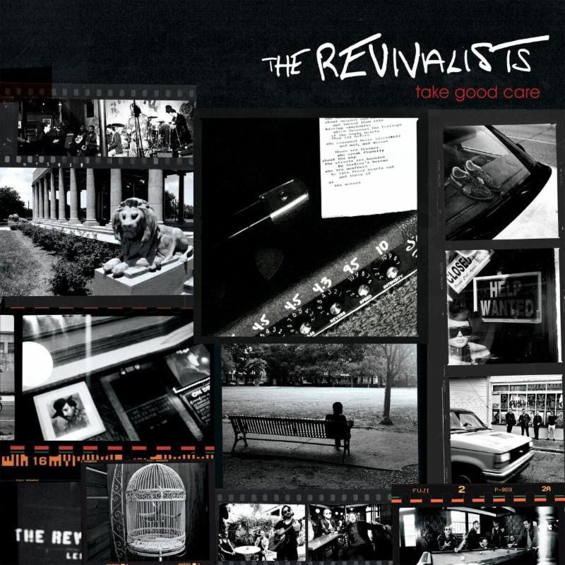 The Revivalists — Take Good Care (cover art)