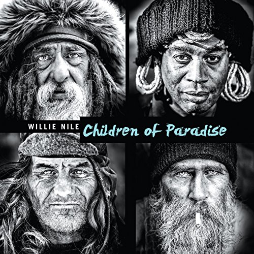 Willie Nile - Children of Paradise (cover art)
