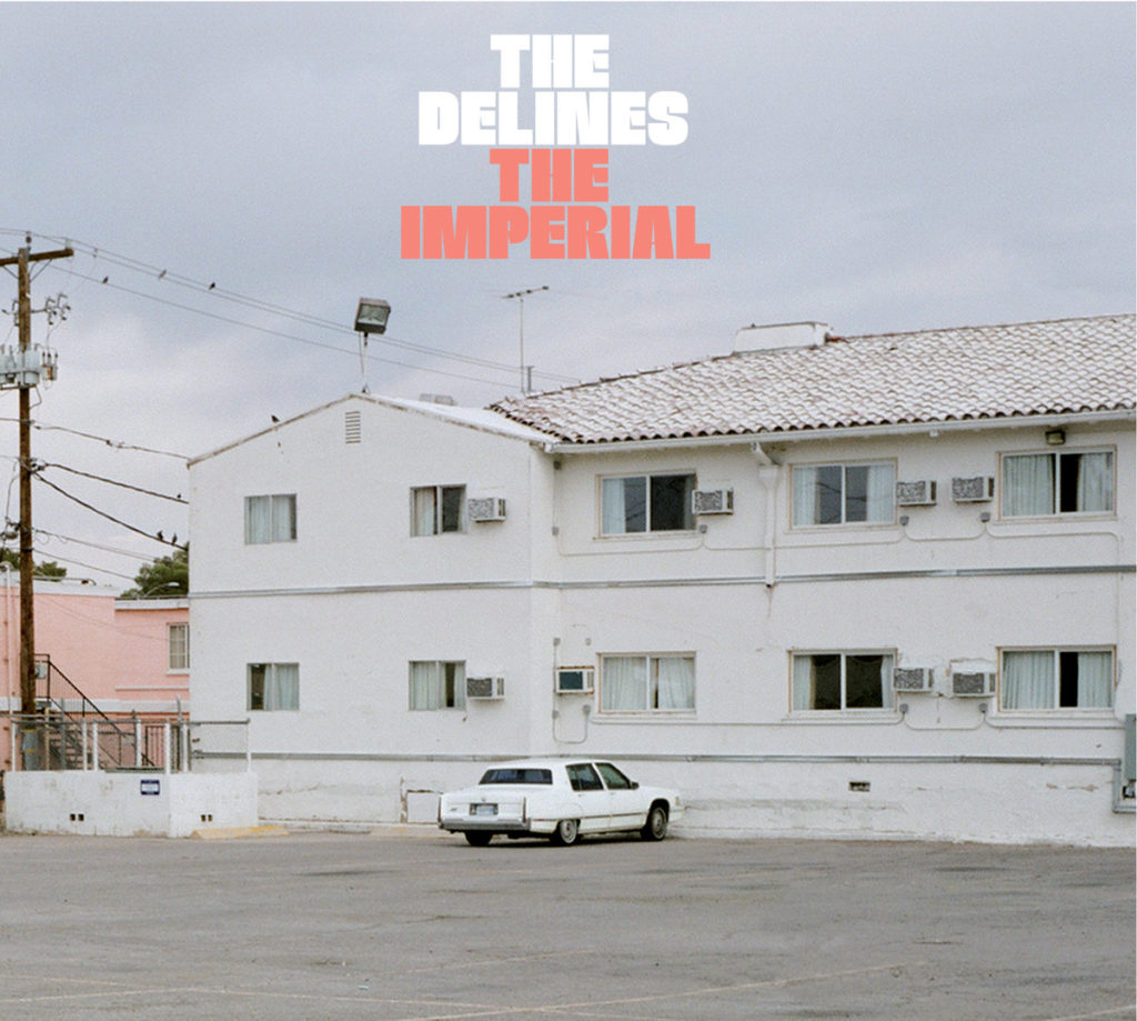 The Delines – The Imperial (cover art)