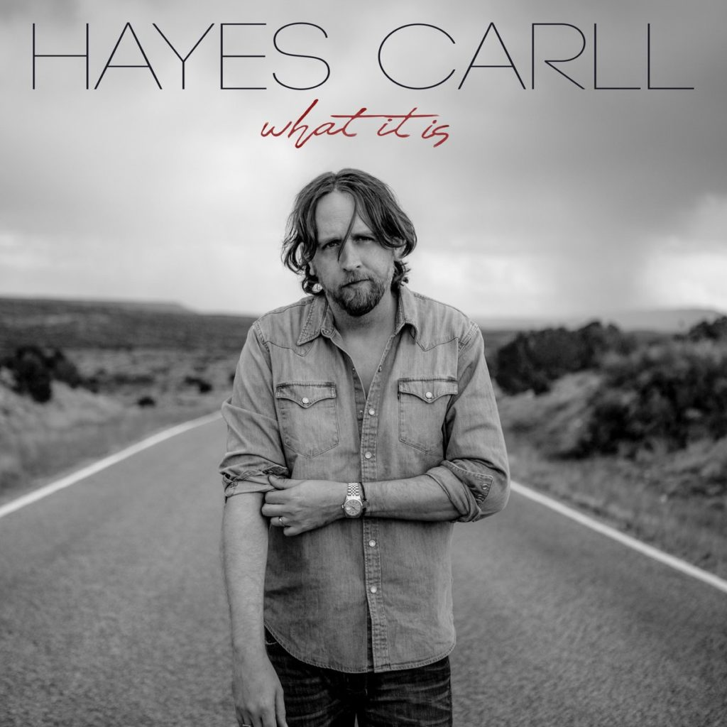 Hayes Carll - What It Is (cover)