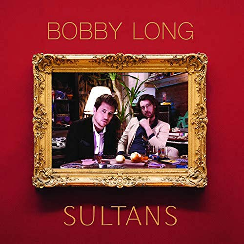 Bobby Long - Sultans (cover art)