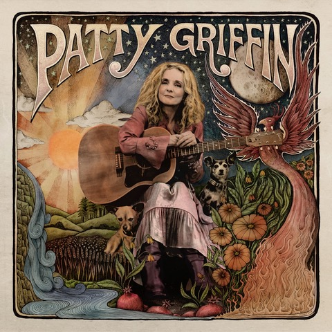 Patty Griffin - cover art