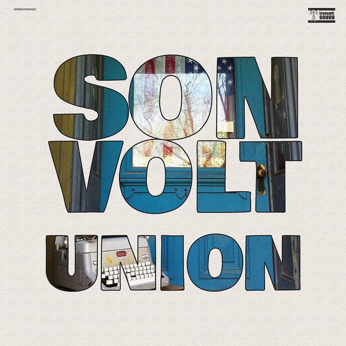 Son Volt - Union (cover art)